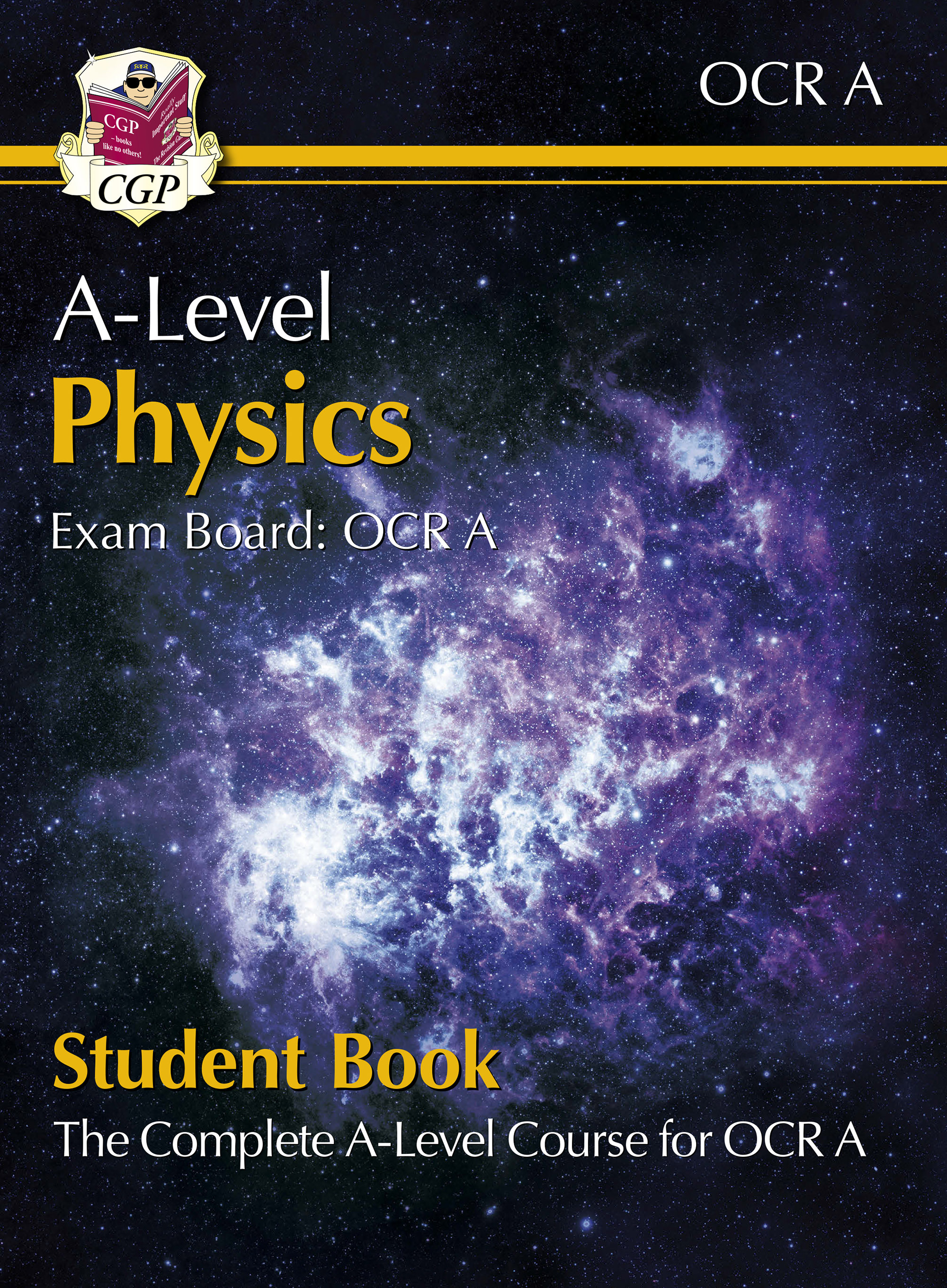 PRATB72D - New A-Level Physics for OCR A: Year 1 & 2 Student Book Online Edition