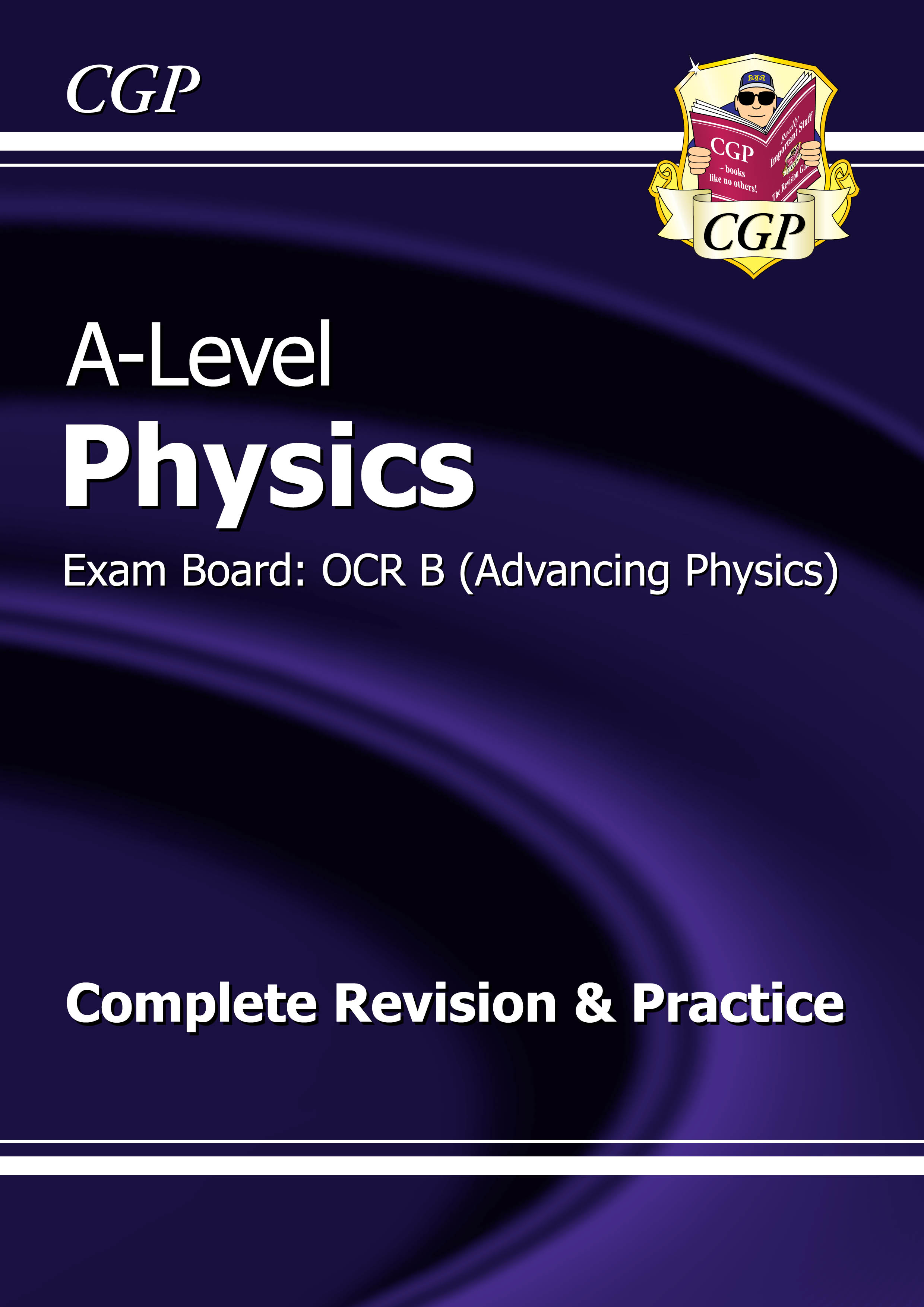 PRBR72DK - A-Level Physics: OCR B Year 1 & 2 Complete Revision & Practice