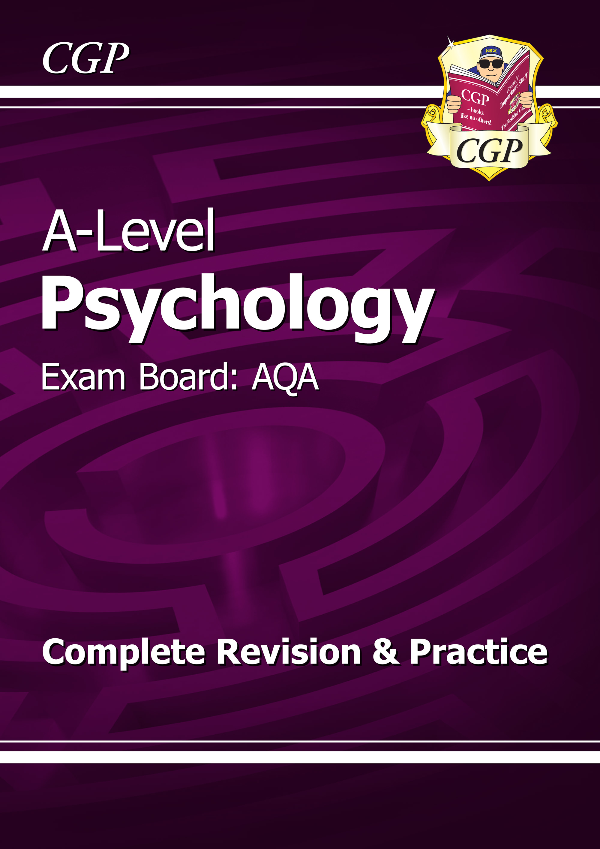 PYAR73 - A-Level Psychology: AQA Year 1 & 2 Complete Revision & Practice