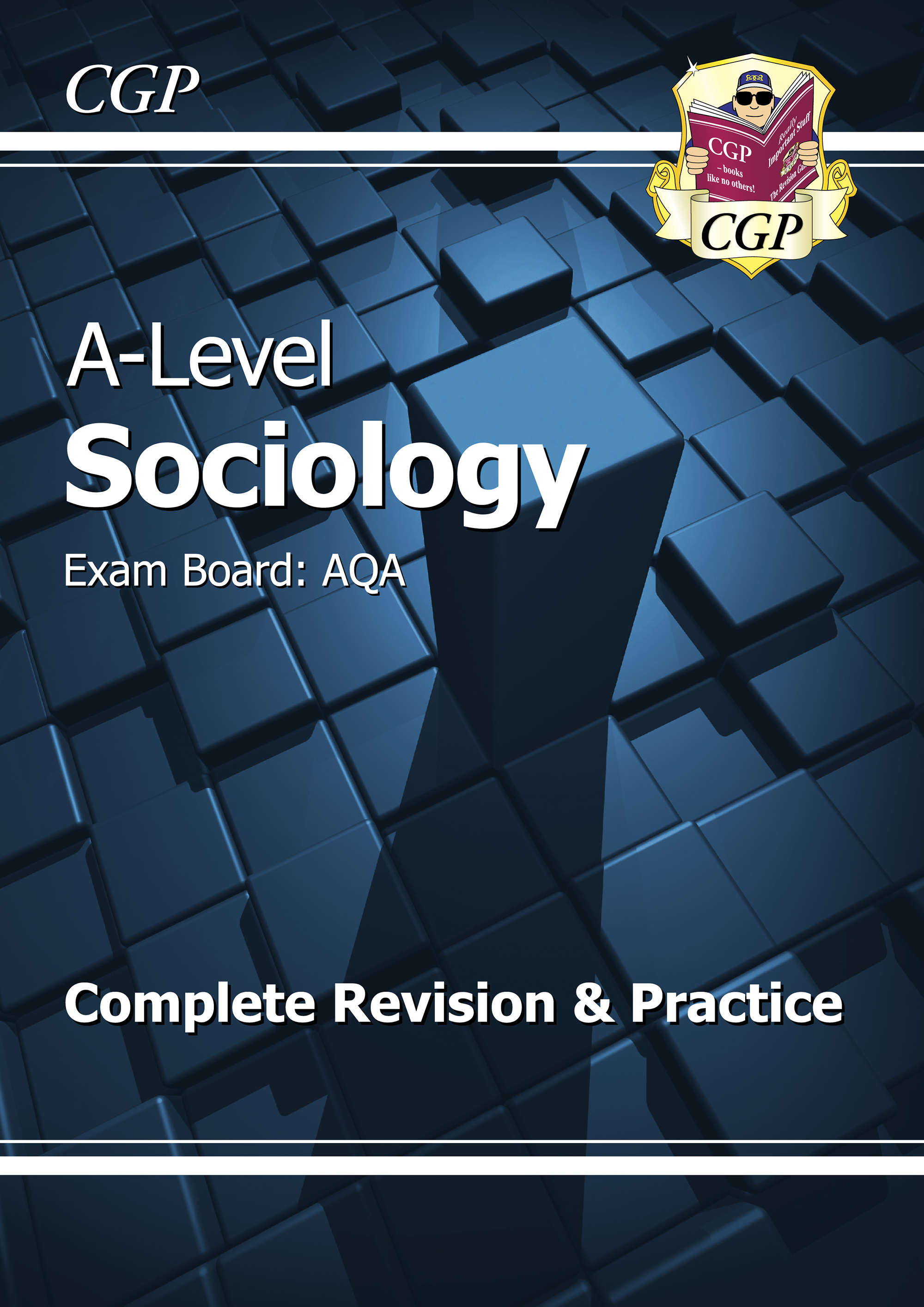 SYAR72 - A-Level Sociology: AQA Year 1 & 2 Complete Revision & Practice