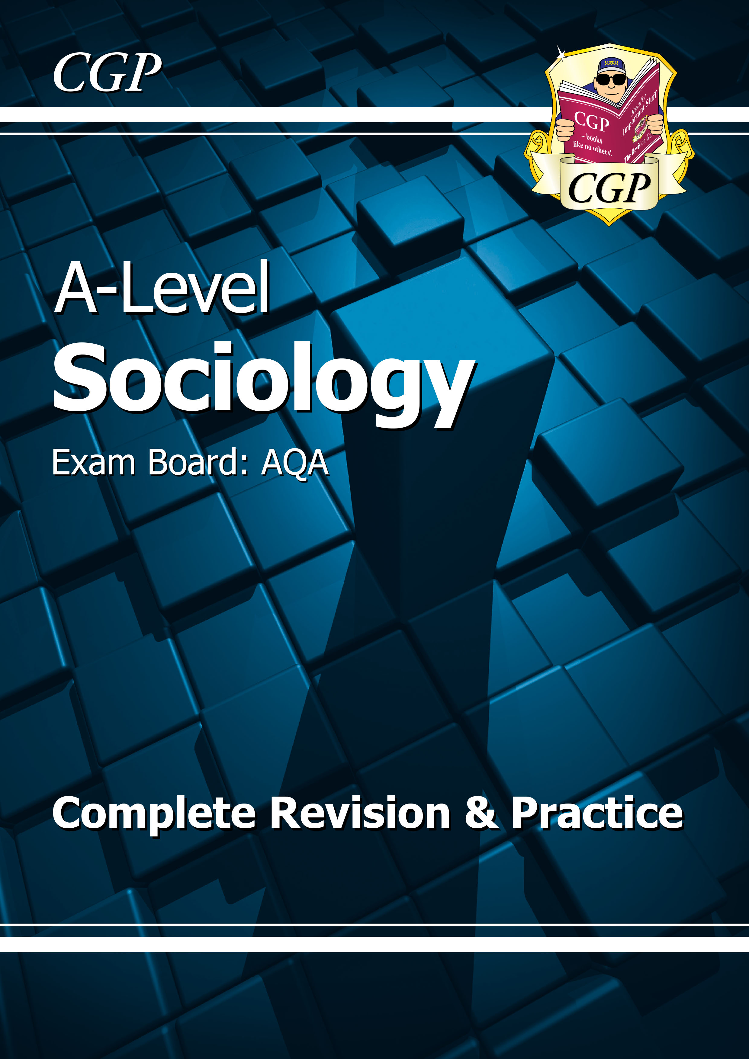 SYAR72DK - A-Level Sociology: AQA Year 1 & 2 Complete Revision & Practice