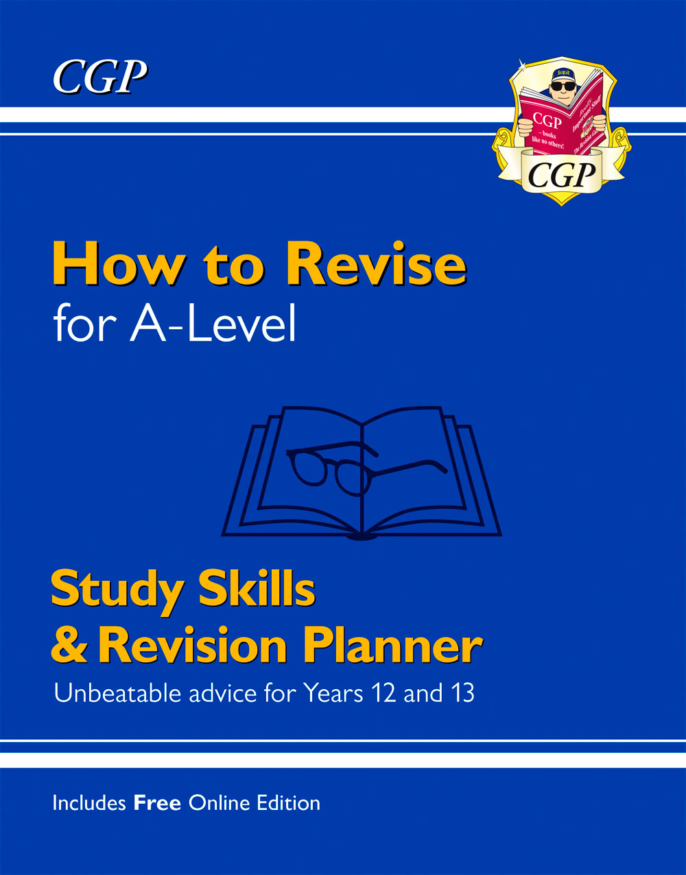 XHR71 - How to Revise for A-Level: Study Skills & Planner (inc Online Edition)
