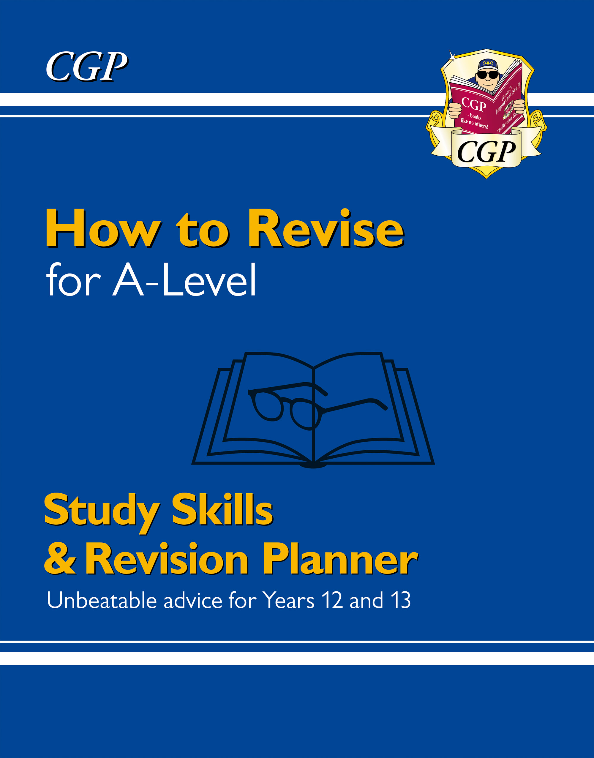 XHR71DK - How to Revise for A-Level: Study Skills & Planner