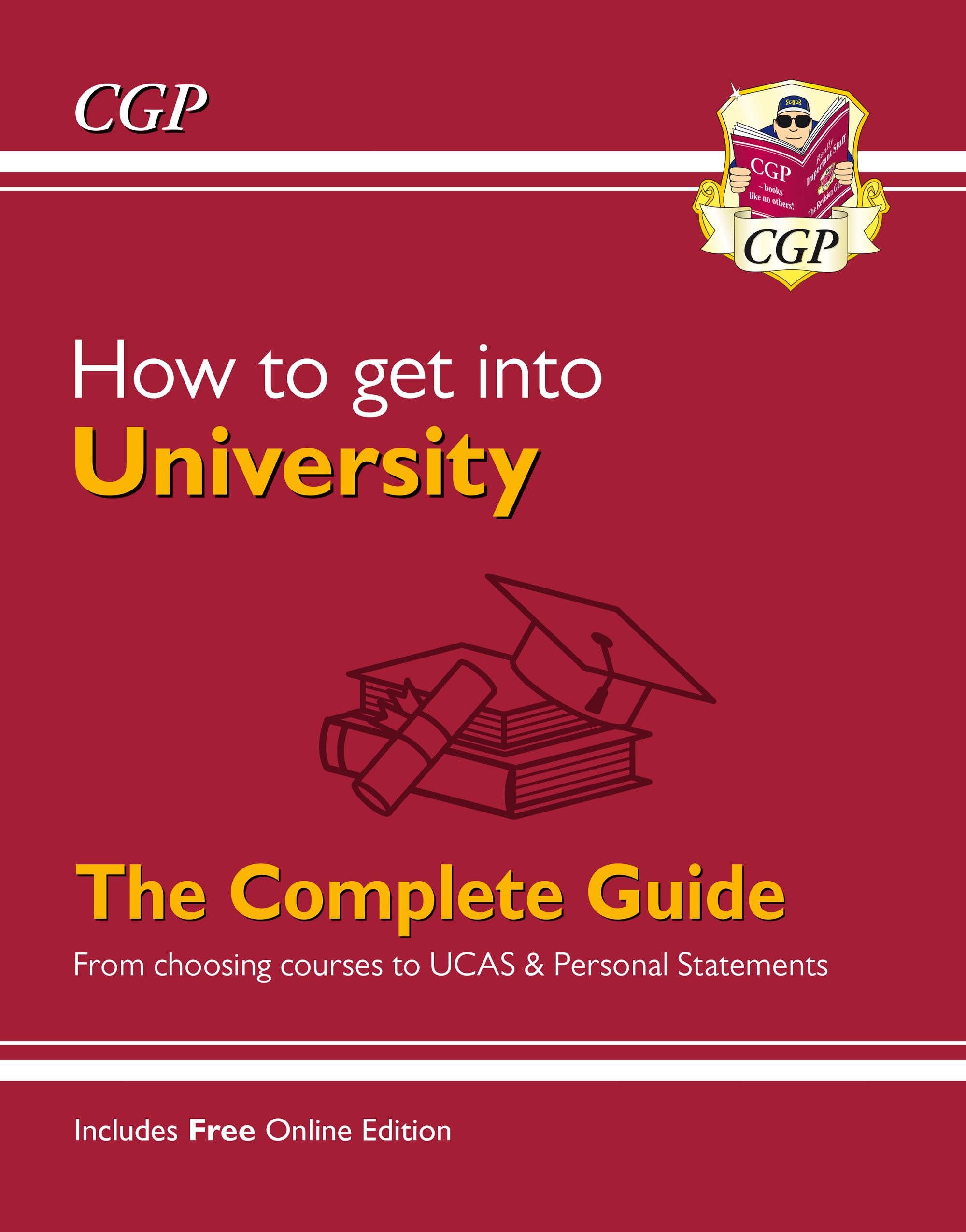 XHUR71 - How to get into University: From choosing courses to UCAS and Personal Statements