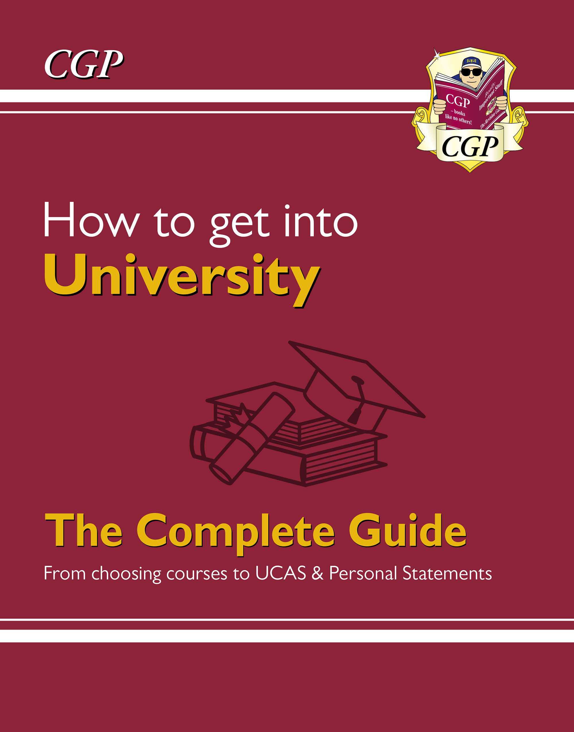 XHUR71DK - How to get into University: From choosing courses to UCAS and Personal Statements