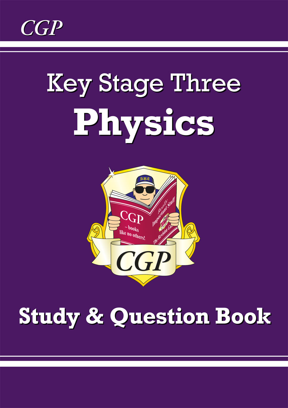 KS3 Physics Study & Question Book - Higher