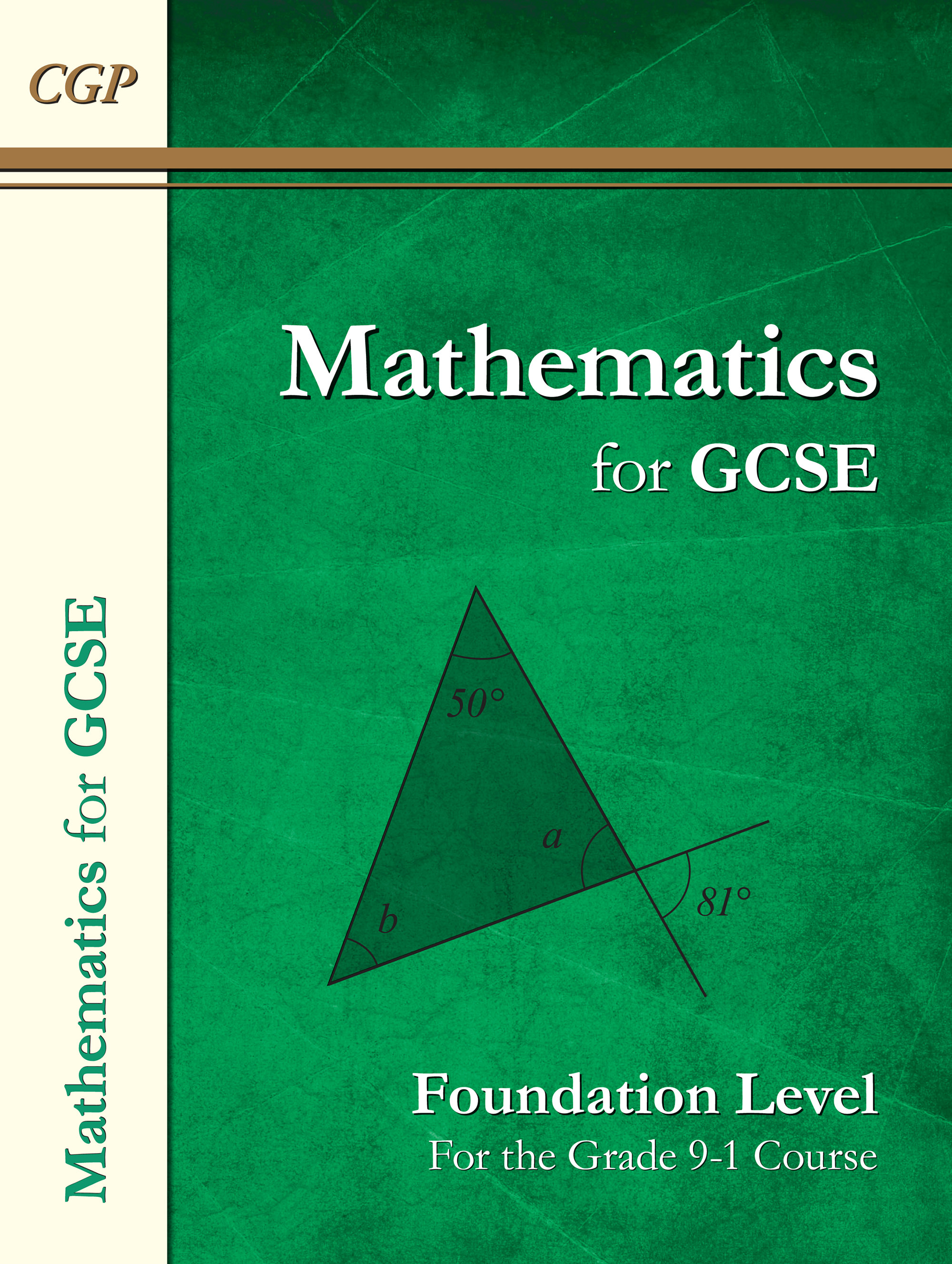 Maths For GCSE Textbook Foundation For The Grade 9 1