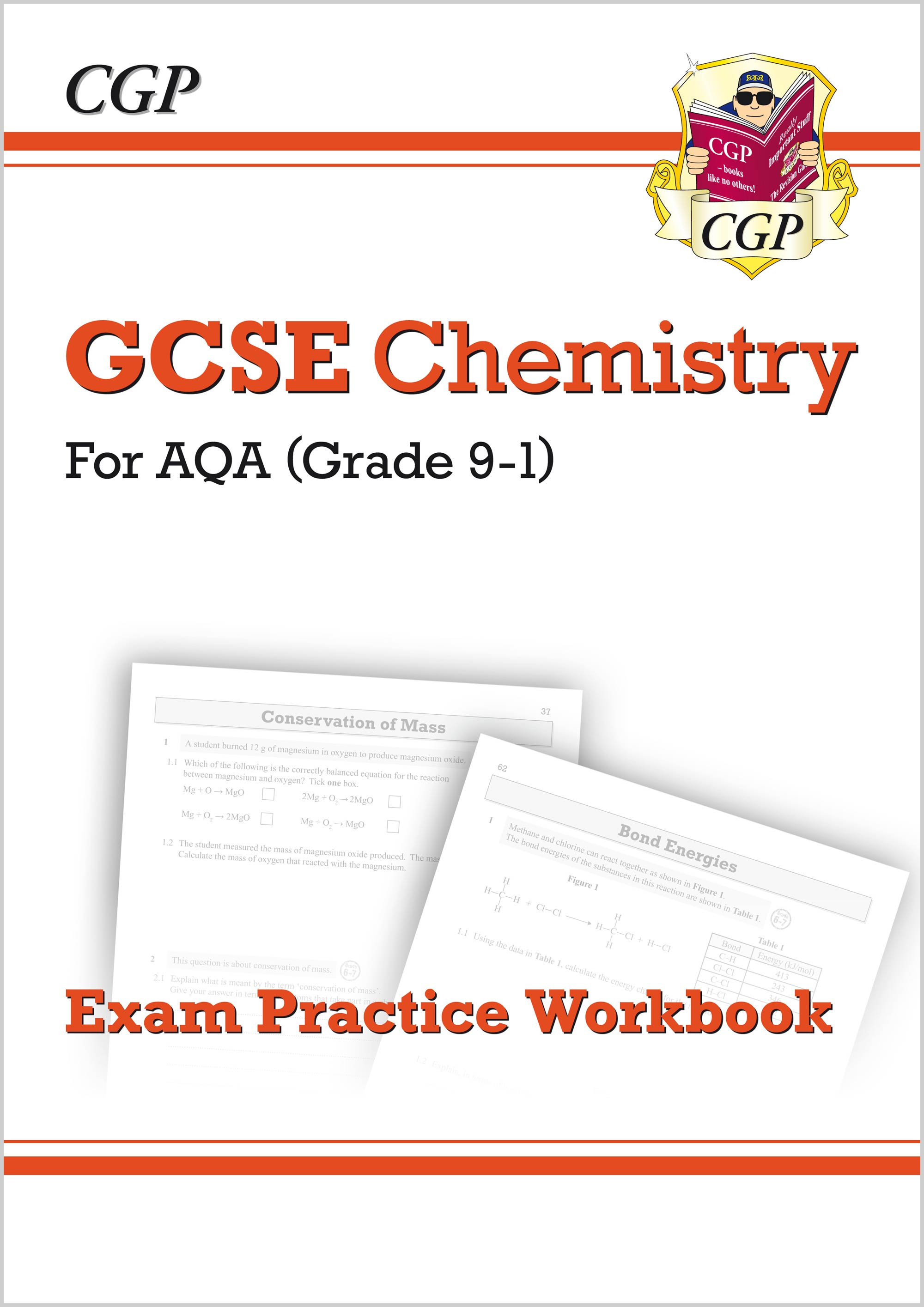 Grade 9-1 GCSE Chemistry: AQA Exam Practice Workbook - Higher