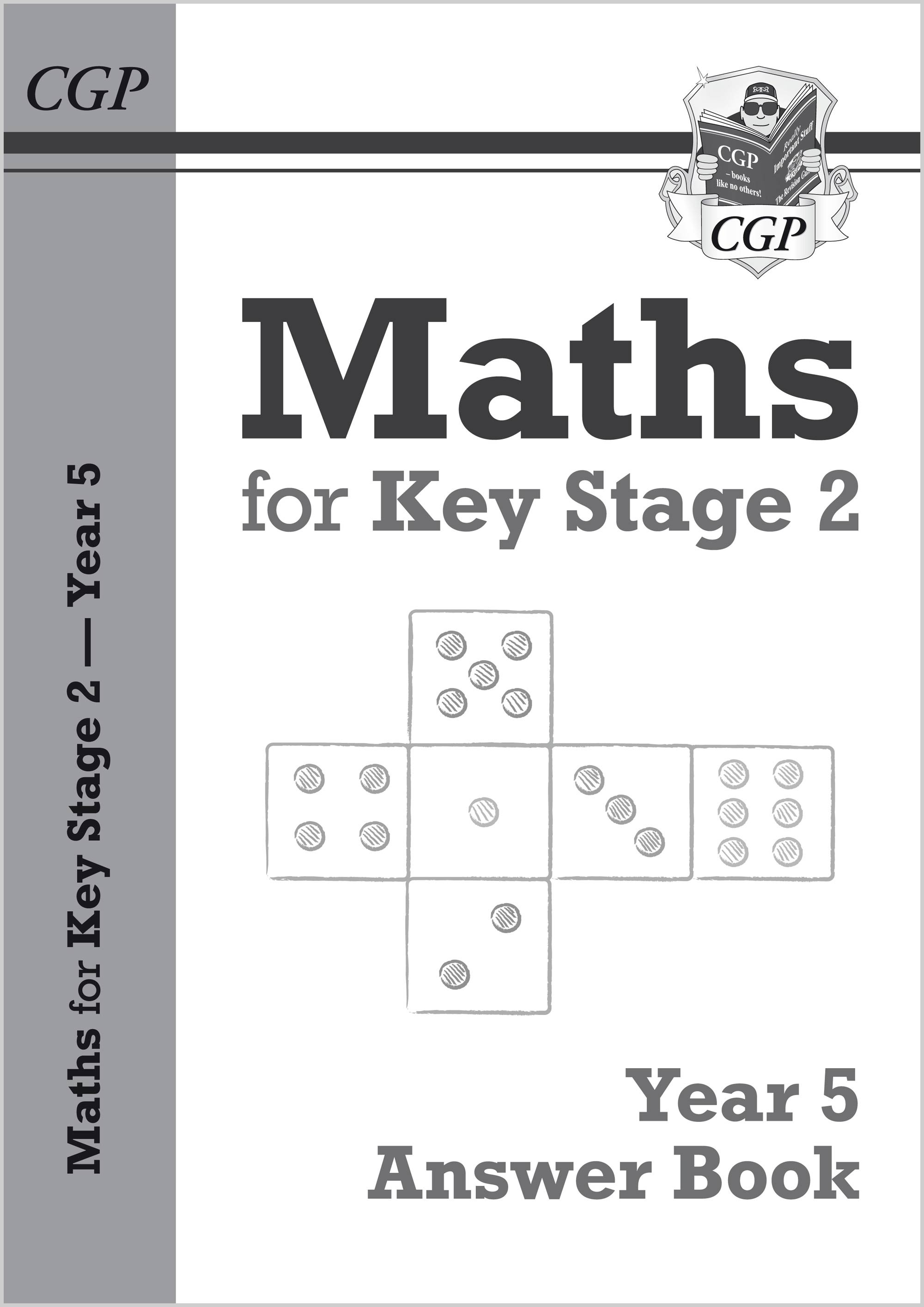 KS2 Maths Answers for Year 5 Textbook