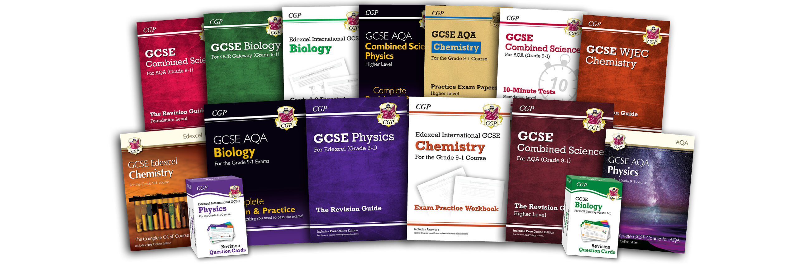 The UK's No.1 GCSE Science Books