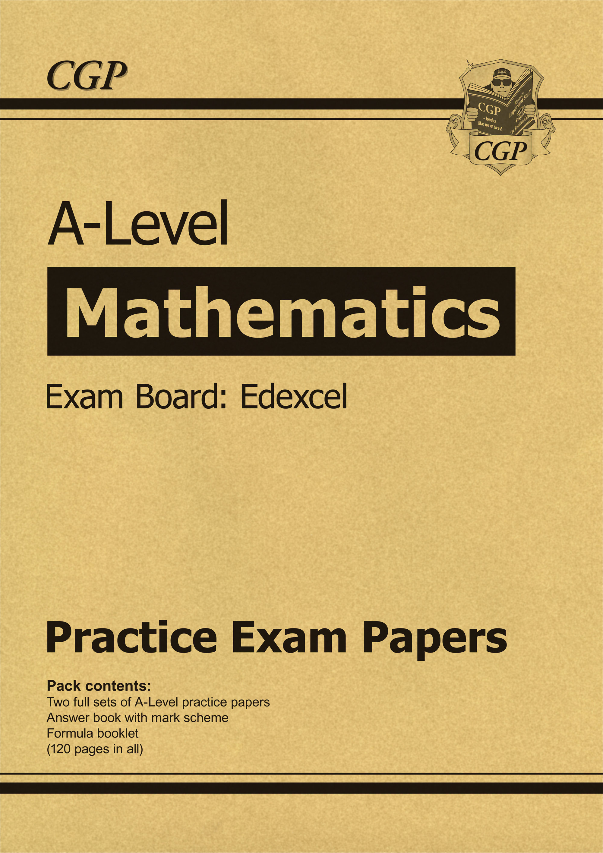 New A-Level Maths Edexcel Practice Papers (for the exams in 2020)